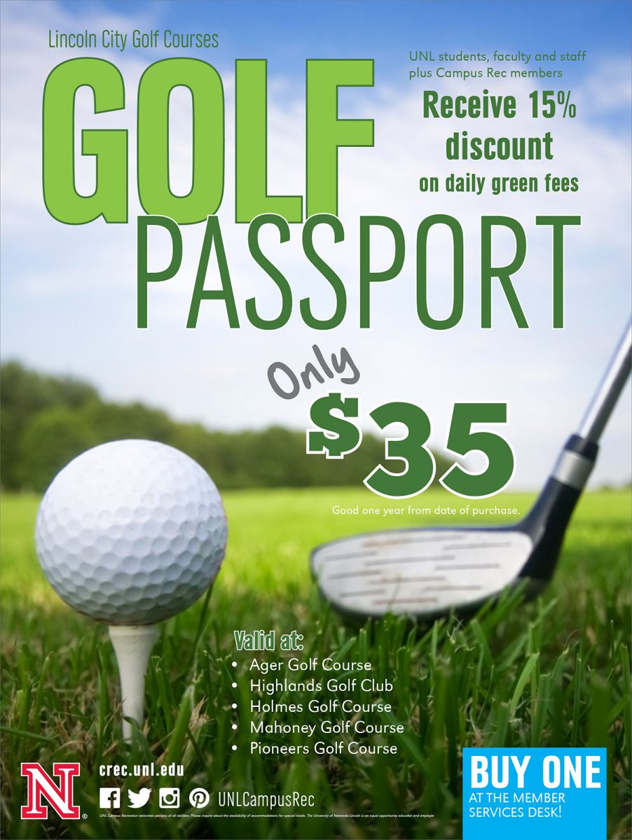 Golf Passport Discount Card