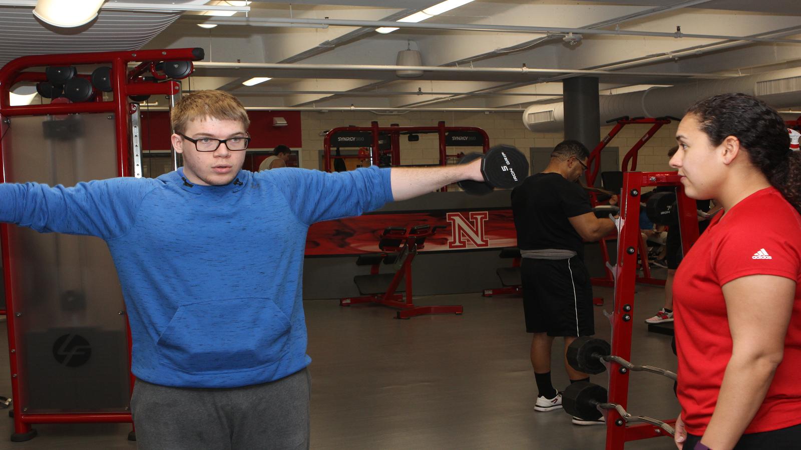 Personal Training Wellness Assessments Campus Recreation Nebraska - Unl training table