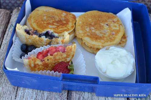 Picture of Portable Pancake Pockets