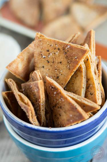 Picture of Homemade Pita Chips