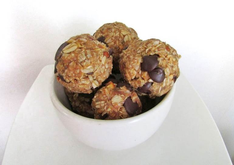 Picture of No-Bake Protein Balls